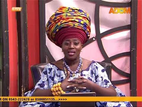 Odo Ahomaso on Adom TV (8-12-17)