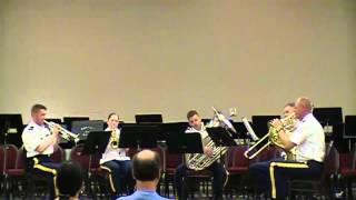 Stephen Foster Medley - Brass Quintet