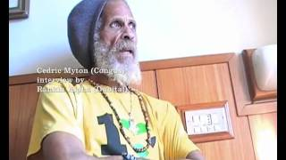 Cedric Myton (Congos) interviewed by Rankin