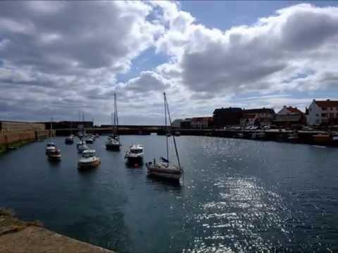 Dunbar Harbour Timelapse