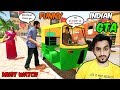 FUNNY INDIAN GTA - Bhai The Gangster | Aamer's gaming Den