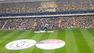 Fenerbahçe 2-1 Bursaspor (Tribün Vlog) Çoşku 100 Yıl Marşı l Atkı Şov l Müthiş Atmosfer Video