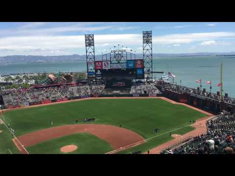 San Francisco Giants Stadium - BEST BAY VIEW SEATS