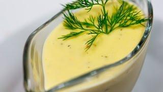 Сырный Соус Рецепт  Как приготовить простой сырный соус  Рецепт сырного соуса