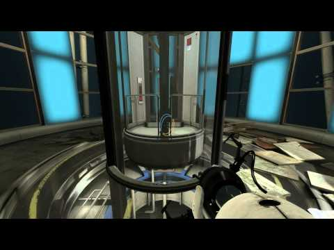 02. Portal 2 Walkthrough Español - Chapter 2: The Cold Boot