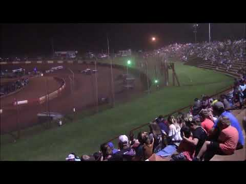 Dixie Speedway Super Late Model race 6/30/18