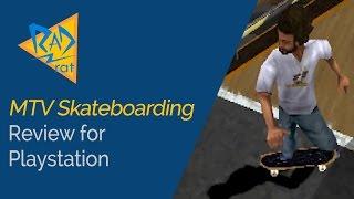 MTV Skateboarding Review for PlayStation