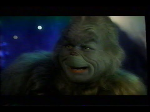The Grinch (2000) Trailer 2 (VHS Capture)