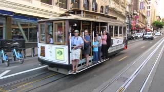 Кабельный трамвай, Сан-Франциско(Это видео создано с помощью видеоредактора YouTube (http://www.youtube.com/editor), 2013-12-17T14:43:01.000Z)