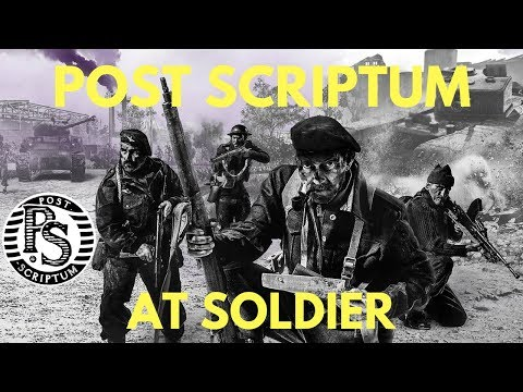 Post Scriptum - Life of a Light AT Solider - Multiple Tank Kills