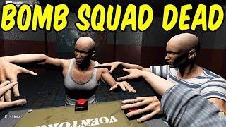 Hand Simulator Funny Moments - Bomb Squad Dead