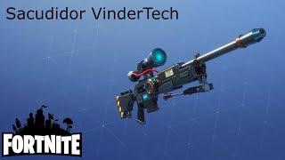Perhaps the worst sniper / VinderTech Shaker Fortnite: Saving the World #351