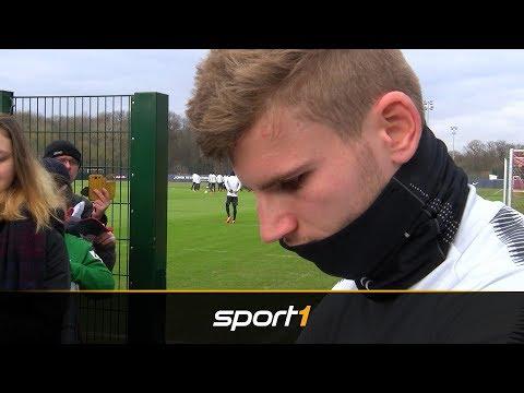 Barcelona? Madrid? So sieht Werner seine Zukunft nach der WM | SPORT1 - DER TAG
