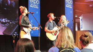 """Temecula Road Sings """"Closer"""" by The Chainsmokers, Live D23 Expo 2017"""