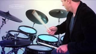 Roland TD-30KV Artist Impressions — Thomas Lang
