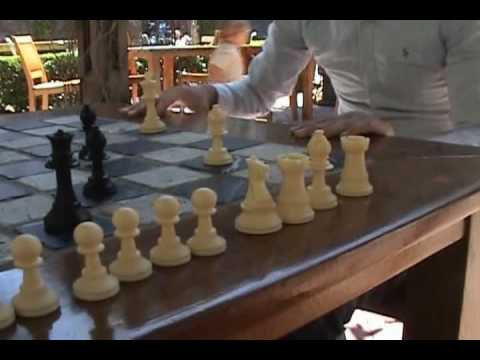 Chess Game - YouTube