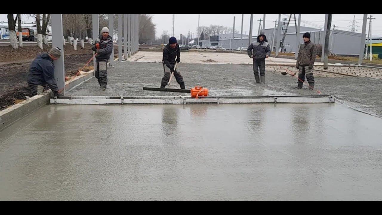 Чем выровнять бетон крючки для бетона
