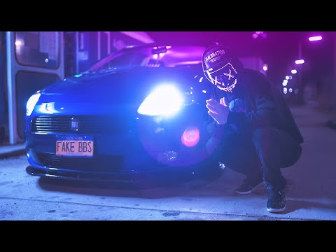 @fakebbs_nyc - NIGHTRUN AND AESTHETIC - FIAT GRANDE PUNTO - 4K