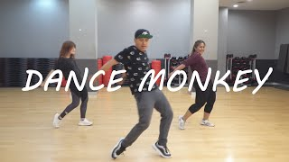 Tones and I - Dance Monkey / Easy Dance Choreography by Franky Dancefirst