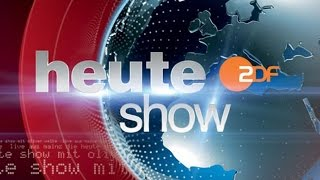 [English Subtitle] Heute Show 14-Oct-2016