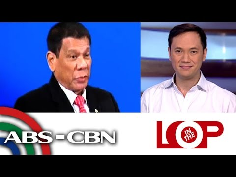 In the Loop: Duterte plans to require PH visas for Americans