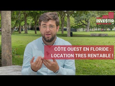 COMMENT LOUER SA MAISON SUR LA CÔTE OUEST DE LA FLORIDE ?