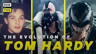 The Evolution of Tom Hardy | NowThis Nerd
