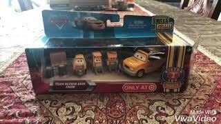 Disney Pixar Cars Diecast Team Octane Gain