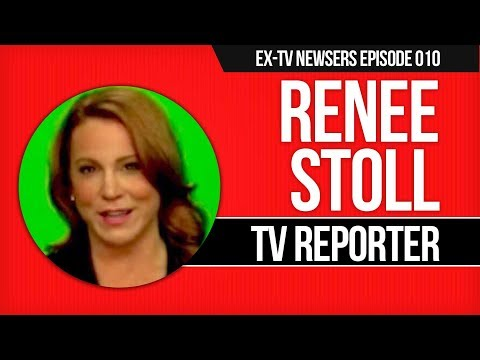 Renee Stoll - TV Reporter Exits News Business to Start Media