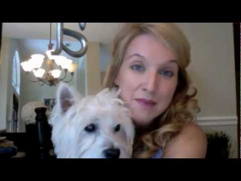 A Visit with Ann-Margaret and Tucker, the Westie - My Shoppe, Blog, Creativity, and Inspiration