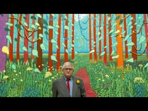David Hockney interview (2001) - The Best Documentary Ever