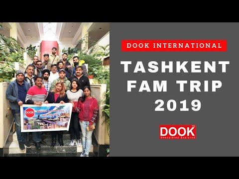 Uzbekistan, Tashkent FAM Trip 2019 – Dook International