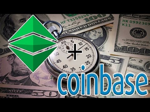 ETHEREUM CLASSIC WILL BE ADDED ON COINBASE! (BREAKING NEWS)