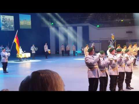 Musikshow der Nationen 2017 deutsches Bundeswehrorchester