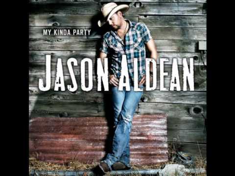 Jason Aldean - Tattoos On This Town w/ Lyrics