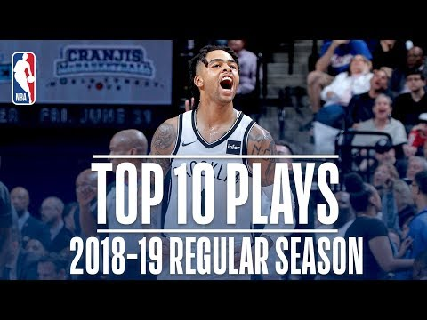 D'Angelo Russell's Top 10 Plays of the 2018-19 Regular Season