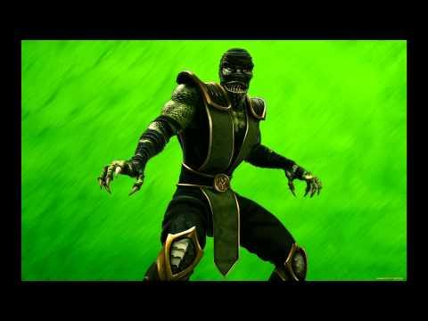 Skrillex   Reptile's Theme