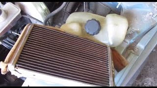 Замена радиатора отопителя (печки) на ВАЗ 2110, 2111 и 2112