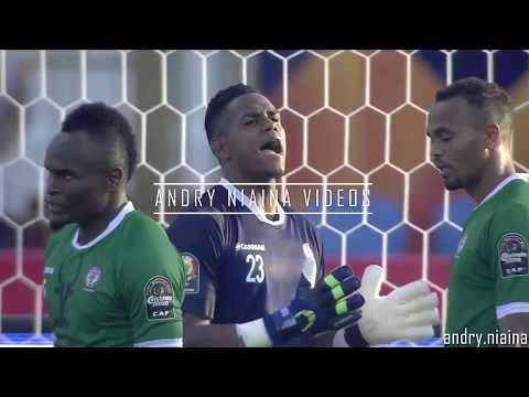 Melvin Adrien - Best Saves 2019 - Barea Madagascar National Team