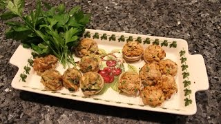 Stuffed Mushroom Recipe - Orsararecipes