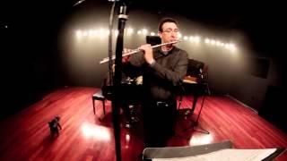 Gieseking-Sonatine Mvt. III Vivace (Lonkevich/flute-Gowen/piano)