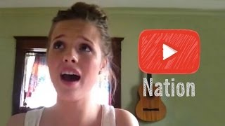 Repeat youtube video Wait Until You Hear Her Sing | YouTube Nation | Tuesday