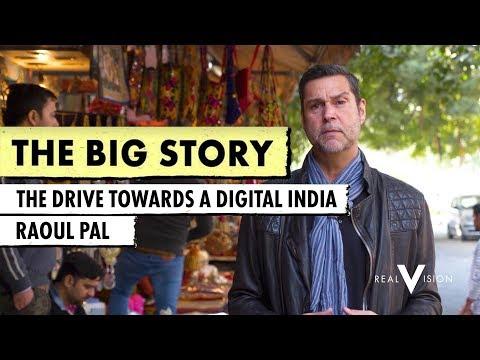 The Drive Toward A Digital India | The Big Story | Real Vision Television
