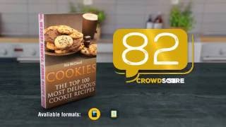 Cookies: The Top 100 Most Delicious Cookie Recipes (Cookie Baking, Dessert Recipes, Cookie Recipe...
