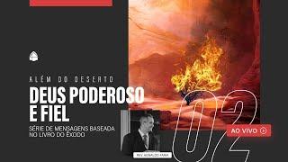 DEUS PODEROSO E FIEL | LIVE