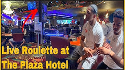 Live Roulette at The Plaza Hotel $1,300 Buy in with Chico G