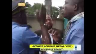 Afrique média : la Voix du peuple face aux forces endogènes