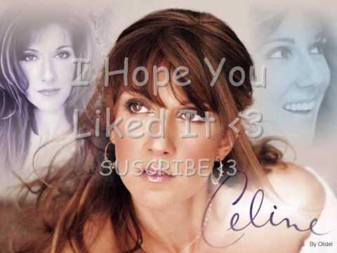 Lets talk about love - Celine Dion [LYRICS]