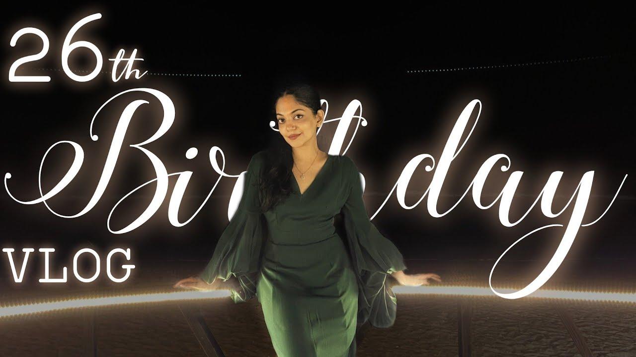 Download 26th Birthday VLOG | Ahaana Krishna