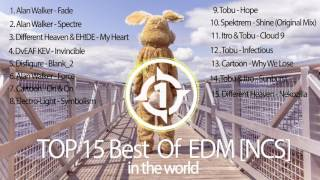 [TOP 15] Best of EDM in the Word │ Best of NCS │ HOT MUSIC 1H - EDM 2017